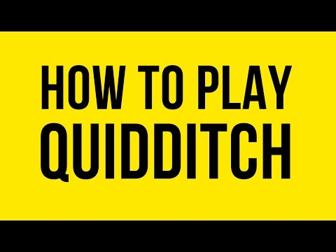 How to Play Quidditch - JMU Quidditch