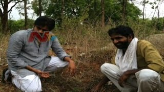 Pawan Kalyan Unseen Natural Farming