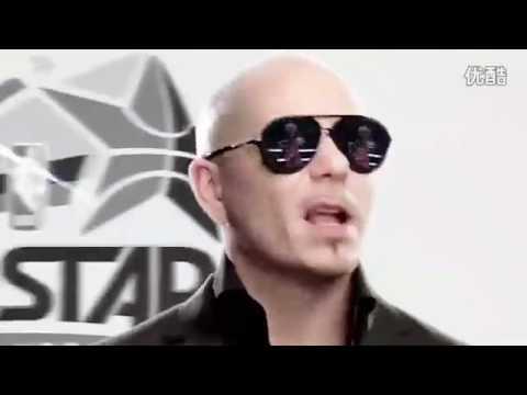 Pitbull NBA All-Star 2012