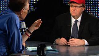 Michael Moore & Feingold Slam Obama