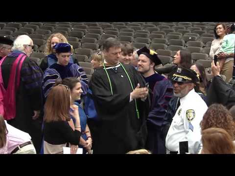 2017 Georgetown McDonough School of Business Undergraduate Commencement