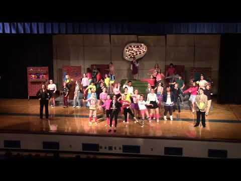 Fame Jr. - Highview middle school - 3.1.18 - Part 1