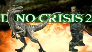 BEST GAME EVER MADE | Nostalgia Overload | Dino Crisis 2 PC Gameplay