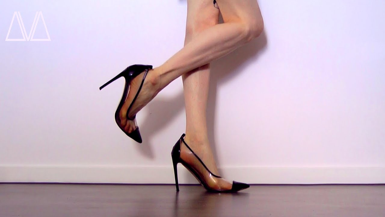 4d0f82ae1ed3 MY SHOE COLLECTION - High Heels Try On