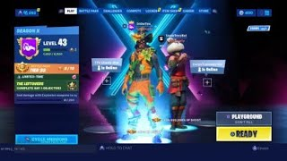 Fortnite LEAKED SKINS AND EMOTES(Major Lazer, Oppressor, Shifu, Infectious and much more)