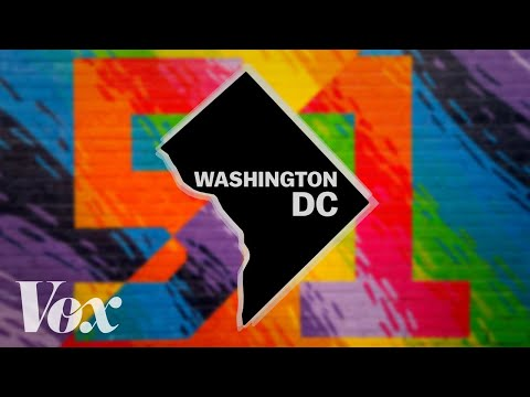 Why Washington, DC isn't a state