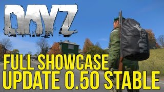 #DayZ Showcase ~ Stable Branch 0.50 (New Weapons, New Towns, New Animations)