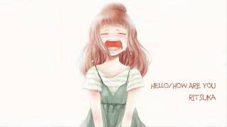 HELLO / HOW ARE YOU [ ハロ/ハワユ] - Ritsuka Miku Hatsune [ MP3 ]