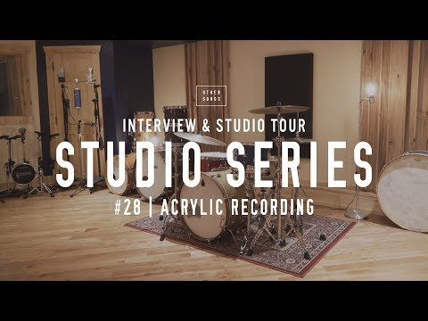 Studio Tour: Acrylic Recording - OtherSongsMusic.com