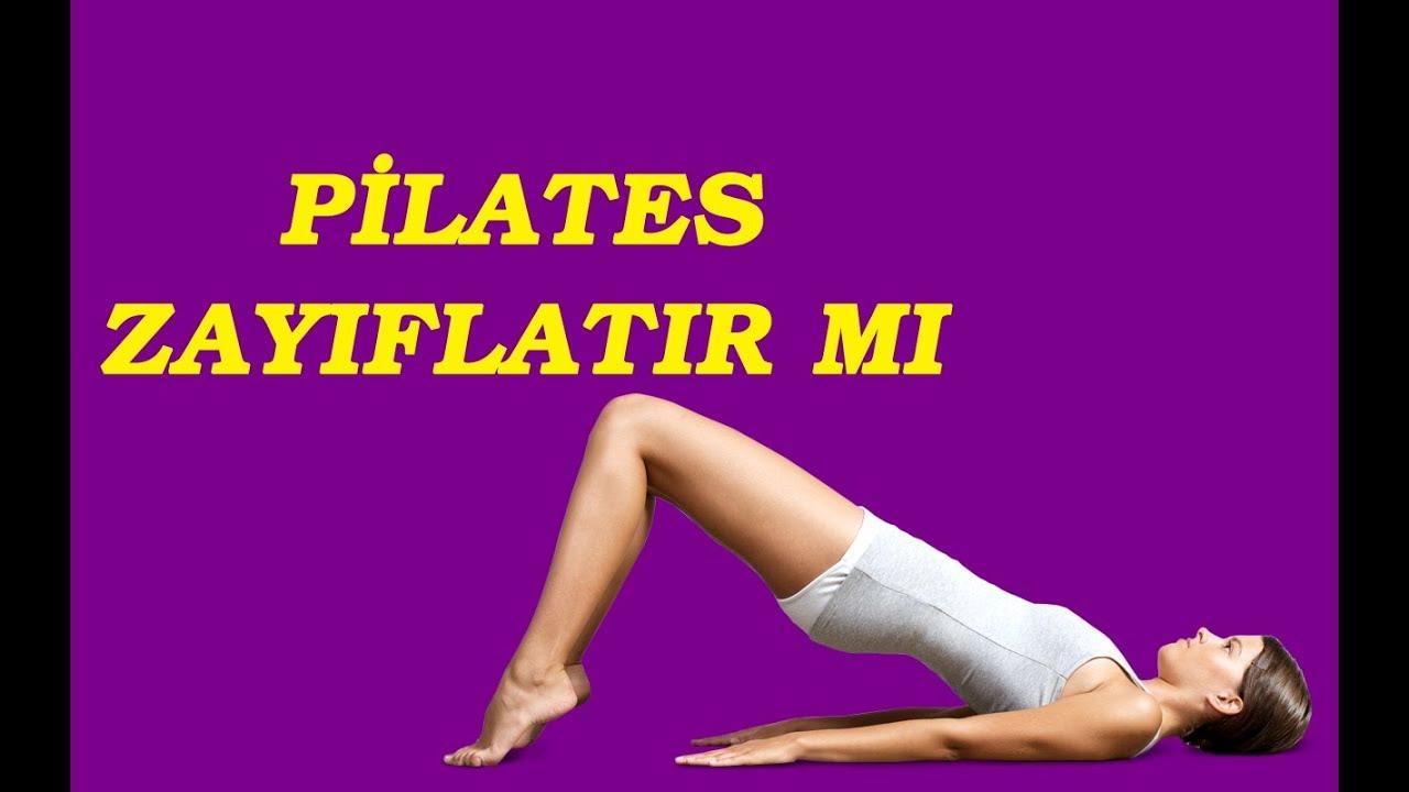 Pilates (plates) ile Zayıflama - Zayıflatır mı