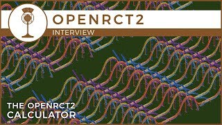 OpenRCT2 - The Man That Built A Calculator | Schematics Interview