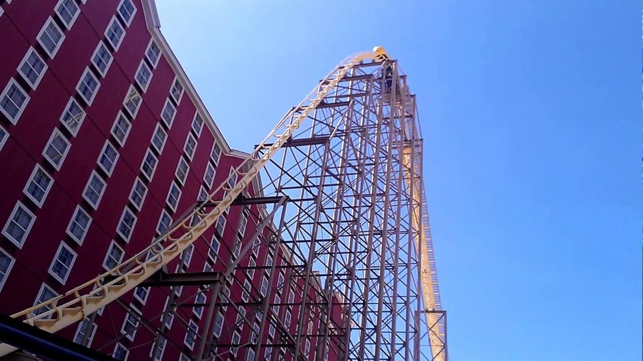 Buffalo Bills Casino Primm Roller Coaster