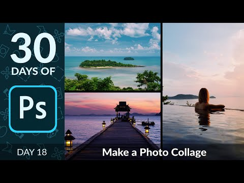 how-to-create-a-photo-collage-in-photoshop-|-day-18