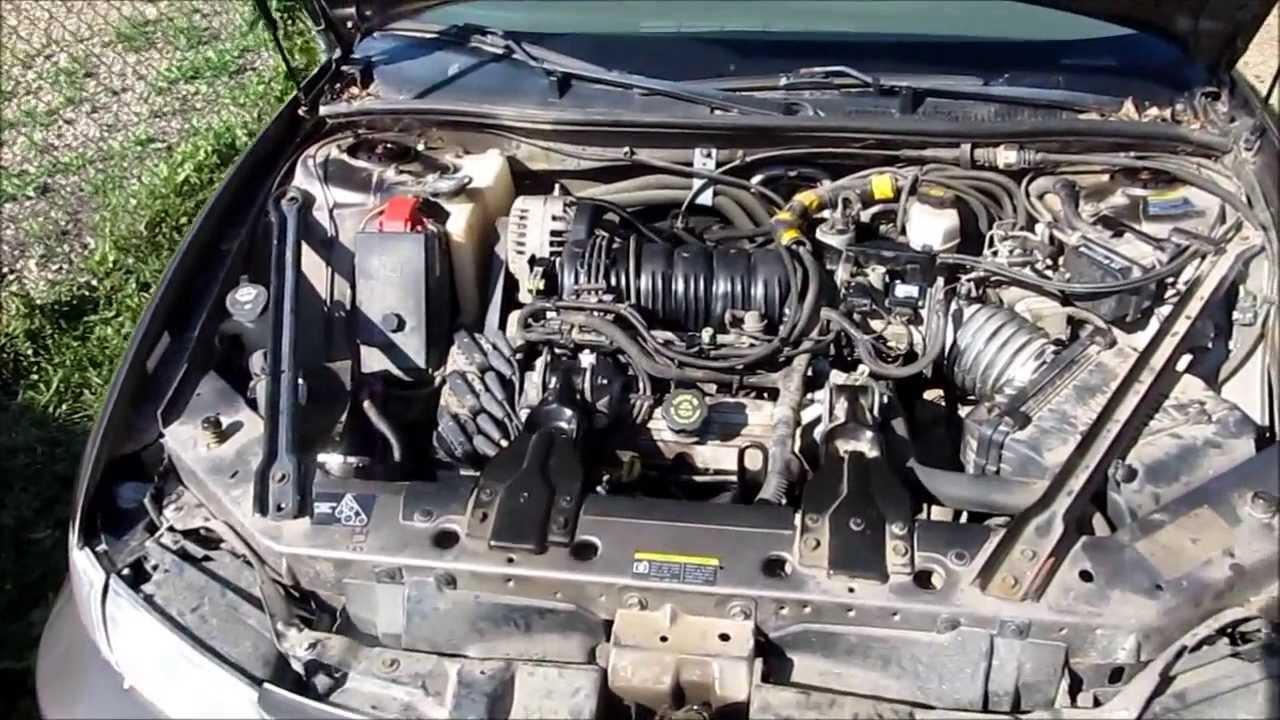 2002 Pontiac Grand Prix repair review and lets go!!!  YouTube