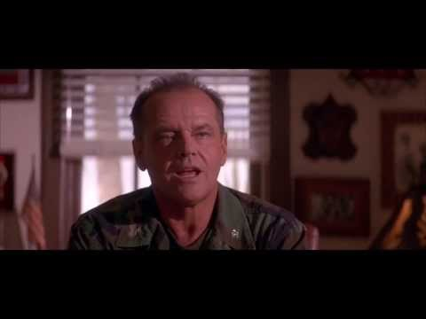 """Who The Fuck Is PFC William T. Santiago?"" - A FEW GOOD MEN"