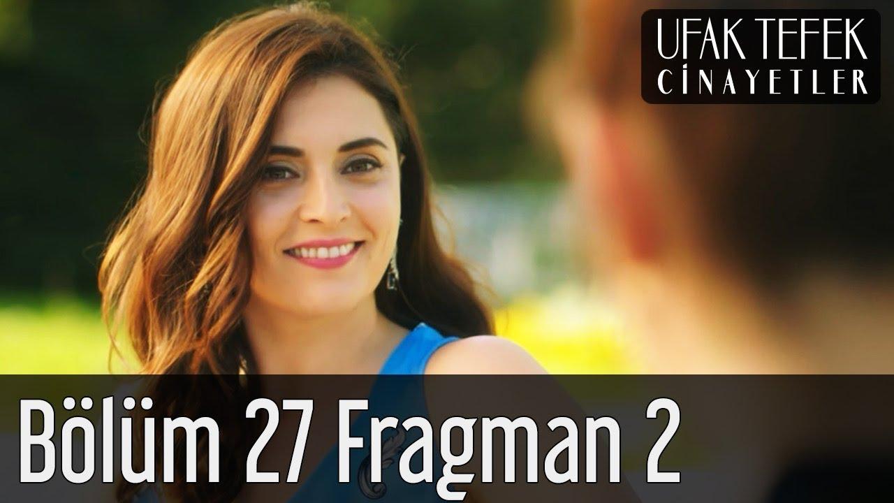 Ufak Tefek Cinayetler 27. Bölüm 2. Fragman