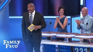 Sleep with the fishes? | Family Feud