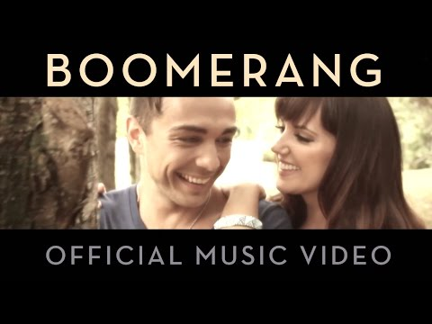 BOOMERANG - Rachel Potter & Joey Stamper - OFFICIAL MUSIC VIDEO [HD]