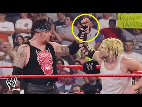 10 Times The Undertaker BROKE CHARACTER In WWE