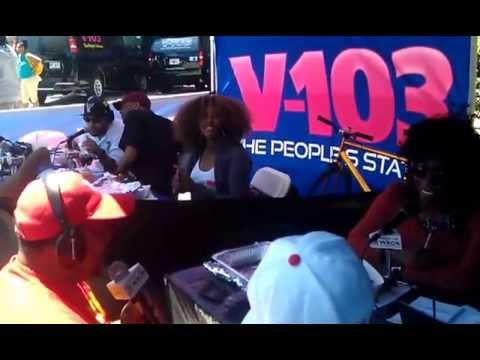 Old skool BBQ radio interview 1380-WAOK