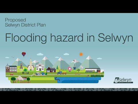 Learn more about flooding hazard in Selwyn