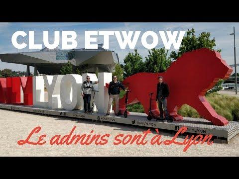 CLUB ETWOW FRANCE - Electric storm (Trottinette électrique)