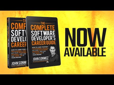 The Complete Software Developer's Career Guide (BOOK TRAILER)