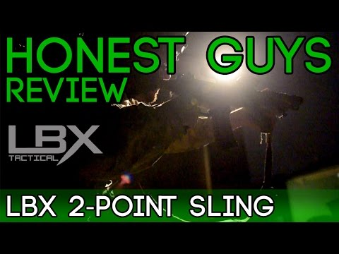 Honest Guys Review - LBX Tactical 2-Point Sling