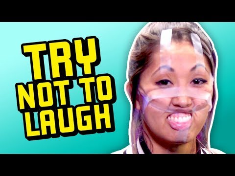 Download Youtube: TRY NOT TO LAUGH: CHRISTMAS SPECIAL
