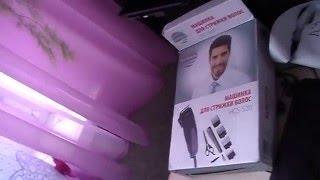 Машинка для стрижки волос Supra HCS-520 (AliExpress доставка из России)(Обзор машинки тут - https://www.youtube.com/watch?v=p5gYtNxX3KE Заказал машинку для стрижки волос на AliExpress. Доставка была из..., 2016-05-10T08:43:03.000Z)