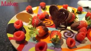 3d Chocolate valentines