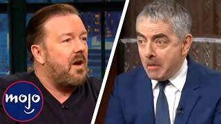 Top 10 Times British Celebs Caused CHAOS On US Talk Shows Video
