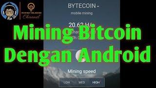 Tutorial Mining Minergate Dengan Android/Pc, Bitcoin and AltCoin   Alternatif Mining Tanpa PC