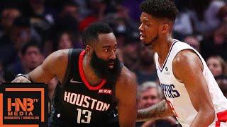Houston Rockets vs LA Clippers Full Game Highlights | April 3, 2018-19 NBA Season