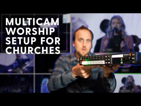 Blackmagic ATEM Switchers