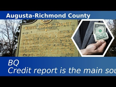 Reduce Debt|Better Qualified LLC|Augusta-Richmond County Georgia|Anthem Security Breach|How to find