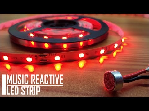 How To Make Music Reactive Led Strip