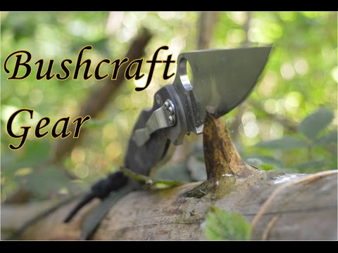Bushcraft Gear Summer 2015