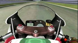 EA SBK 2001 gameplay