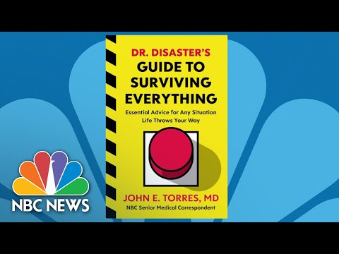 Dr. John Torres Explains His 'Guide To Surviving Everything' | NBC News NOW