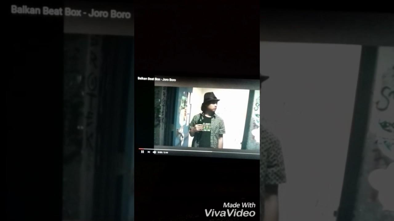 balkan beat box joro boro
