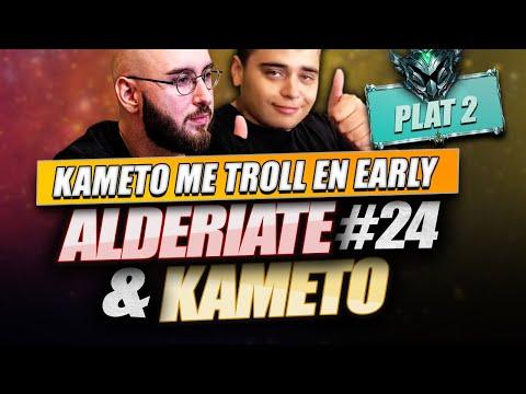 Vidéo d'Alderiate : [FR] ALDERIATE & KAMETO - TRYNDAMERE VS RENEKTON  - PATCH 9.14 - PAS DE TITRE