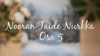 Nooran Taide Nurkka - Osa 5 - Helppo Akryyliväri Maalaus