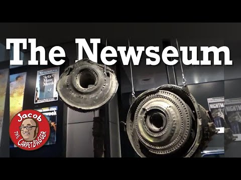 World's Most Amazing Collection of Tragic Artifacts - The Newseum