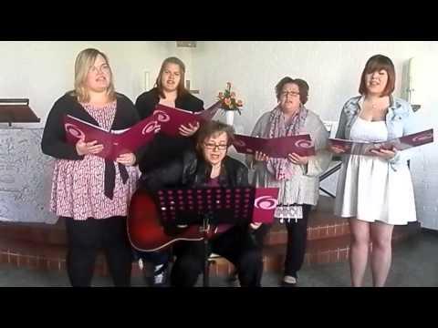 Das wünsch ich dir gesungen zur Konfirmation 2015 in der Kreuzkirche zu Wesseln