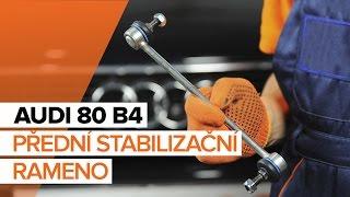 Video instrukce pro AUDI 80