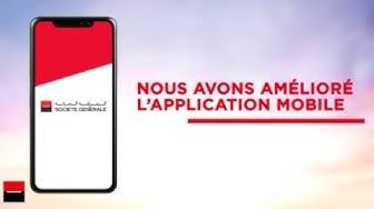 Appli Mobile Société Générale: 1ère connexion après la mise à jour