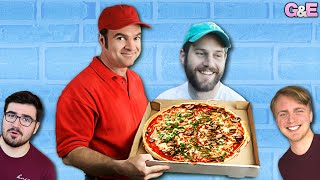 Never Trust the Delivery Guy - The Gus & Eddy & Chris Melberger Podcast