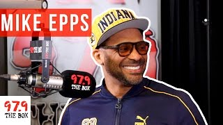 Mike Epps remembers Charlie Murphy, talks about his new projects, and Kangaroos