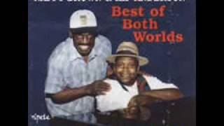 Kip Anderson & Nappy (Napoleon) Brown - A Knife and A Fork